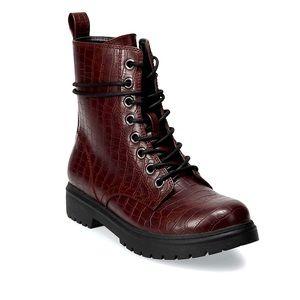 SO Bowfin Women's Combats Boots